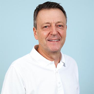 Portrait Dr. Ulrich Hofmann
