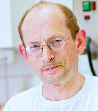Portrait Norbert Busch