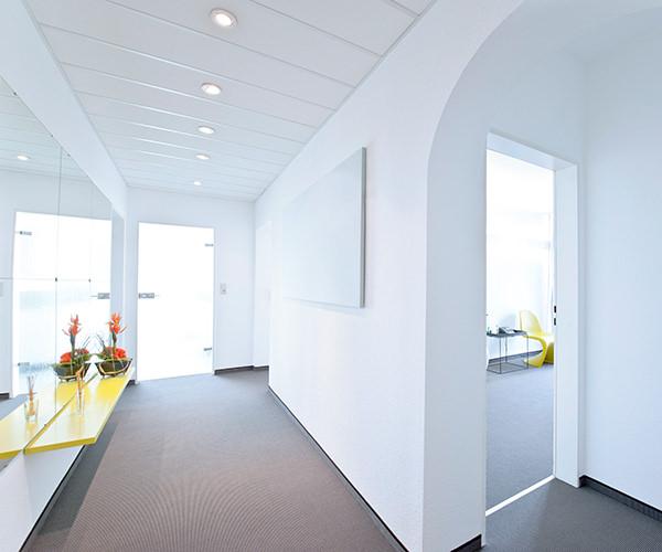 Eingangsbereich Zahnarzt Dr. Hofmann